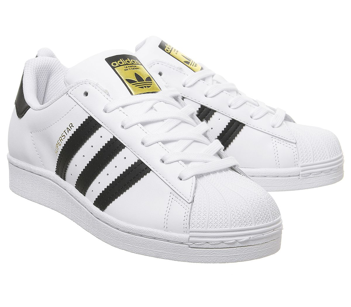 womens white adidas trainers